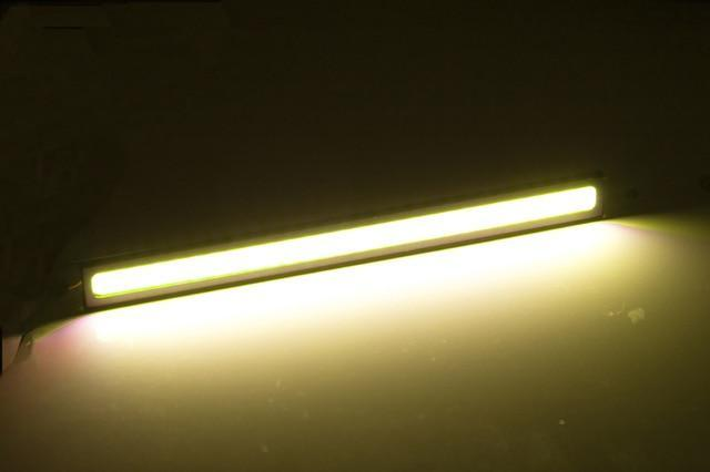 Car LED Strip AmericanGalore 1 Piece Yellow