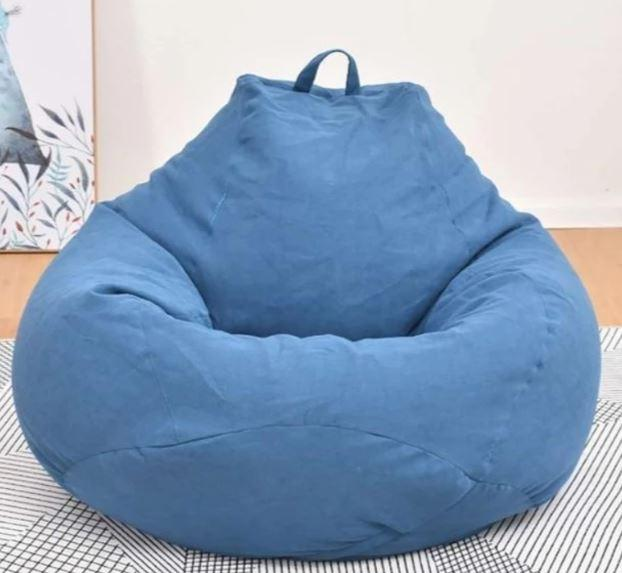 chowquach - Comfortable Soft Giant Bean Bag Chair - liu 0910 - Giant Bean Bag Chair