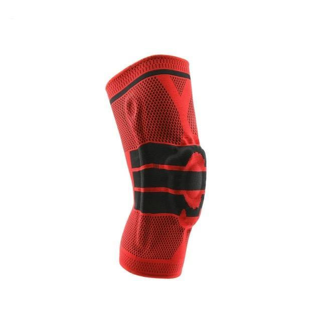 Knee Support Brace AmericanGalore Red M