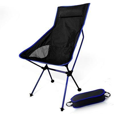 Portable Outdoor Ultralight Camping Chair AmericanGalore SF73600DB