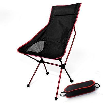 Portable Outdoor Ultralight Camping Chair AmericanGalore SF73600RE