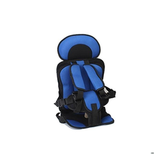 Portable Toddler Travel Car Seat AmericanGalore Lake Blue