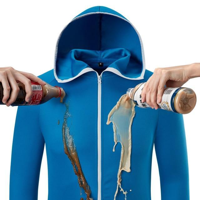 Slippery Jacket AmericanGalore M Blue