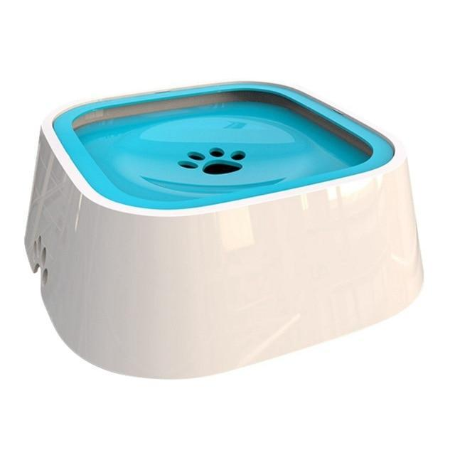 Smart Dog Bowl AmericanGalore Blue