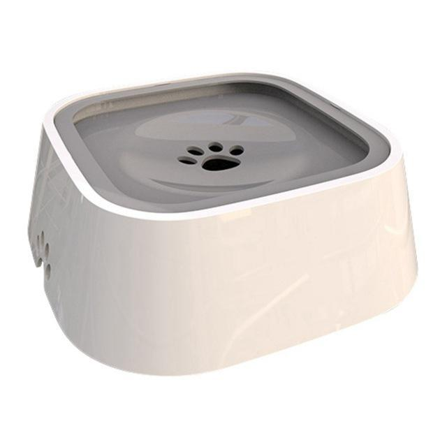 Smart Dog Bowl AmericanGalore Gray