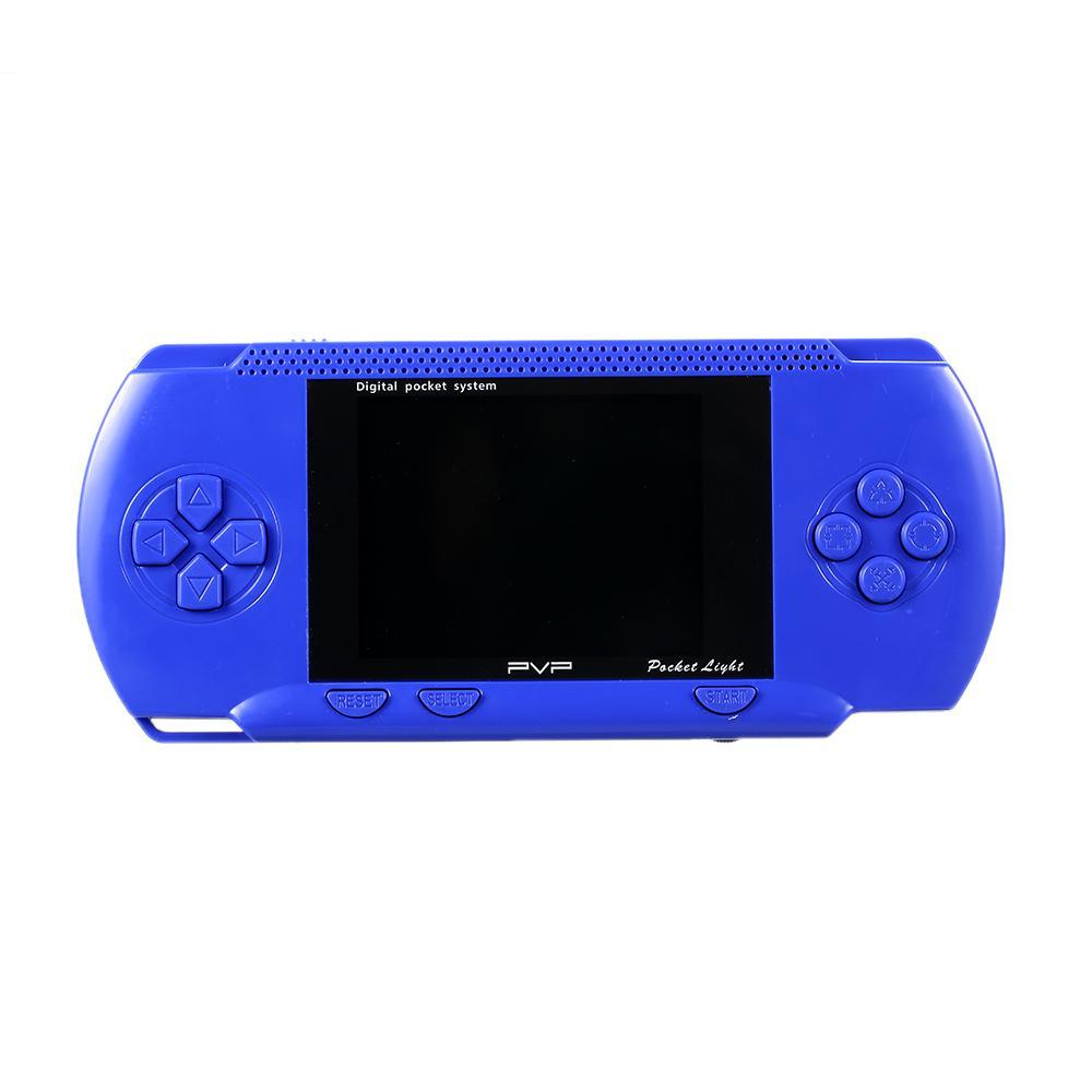 X6 Portable Retro Gaming 1200+ Games AmericanGalore Blue