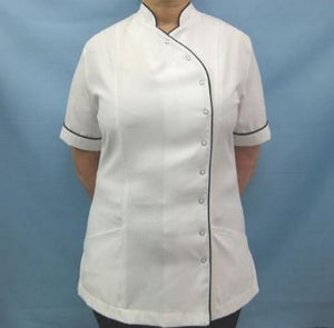 M610T – Dental Pharmacy Jacket with trim