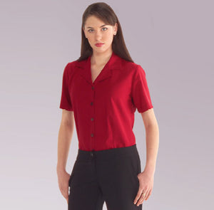M332 – Overblouse semi-fitted from $66.00 (GST incl)