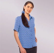 Load image into Gallery viewer, M561 – Overblouse semi-fitted $66.00 (GST incl)
