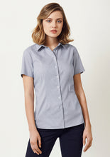 Load image into Gallery viewer, S910LS – Ladies Jagger Short Sleeve Shirt $49.00 (GST inc)