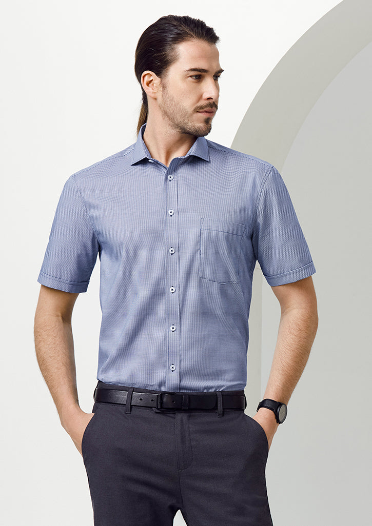 S910MS – Mens Jagger Short Sleeve Shirt $49 (GST incl)