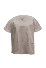 Load image into Gallery viewer, UNISEX SCRUB TOP WITH POCKET M88000 $32.00 (GST incl)