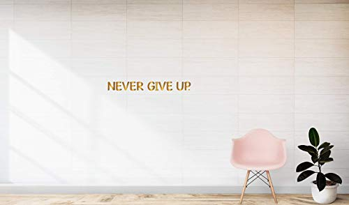 Wall Quotes Vinyl Sticker Surrender isn/'t about giving up its about letting go In041SurrenderiiiET Vinyl Wall Decal