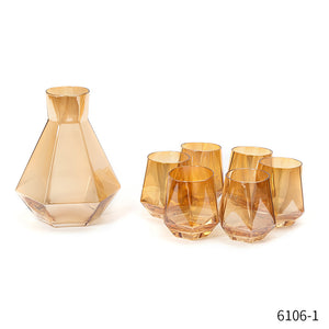 Jug and Glass Set (6106-1)