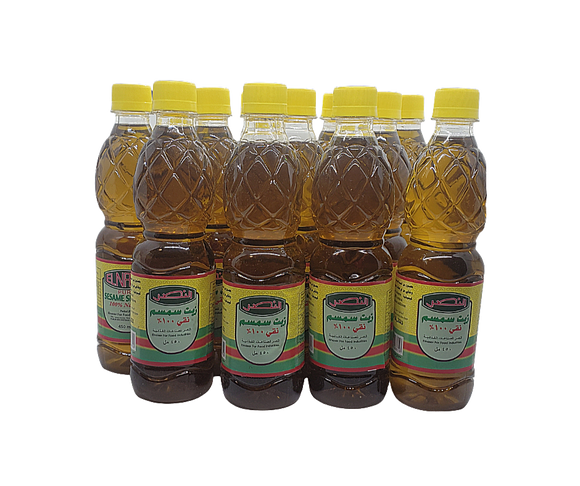 CTN Of Sesame Seed Oil -12 * 450 ml