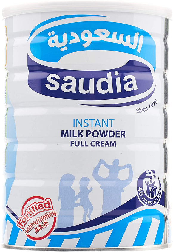 Saudia Instant Milk Powder 2500
