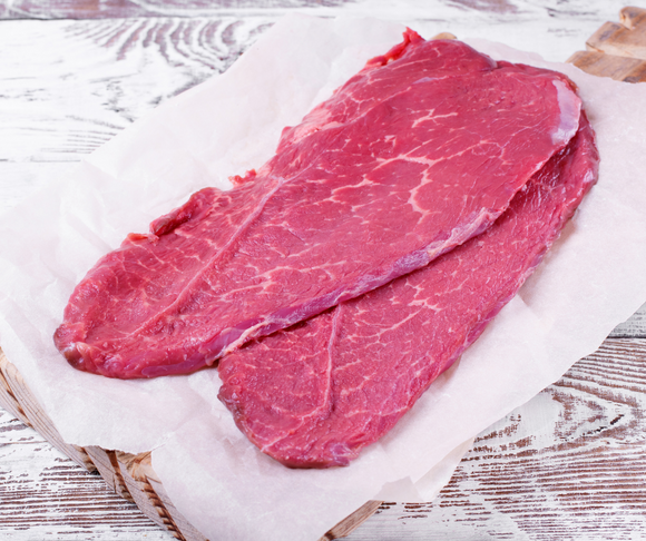 Tenderized Beef Round Steak