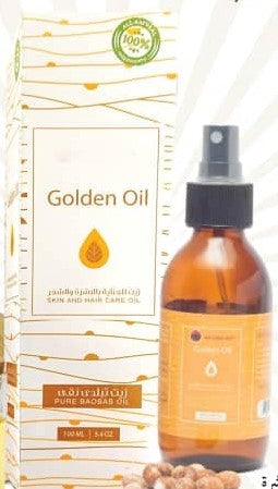 Golden Oil