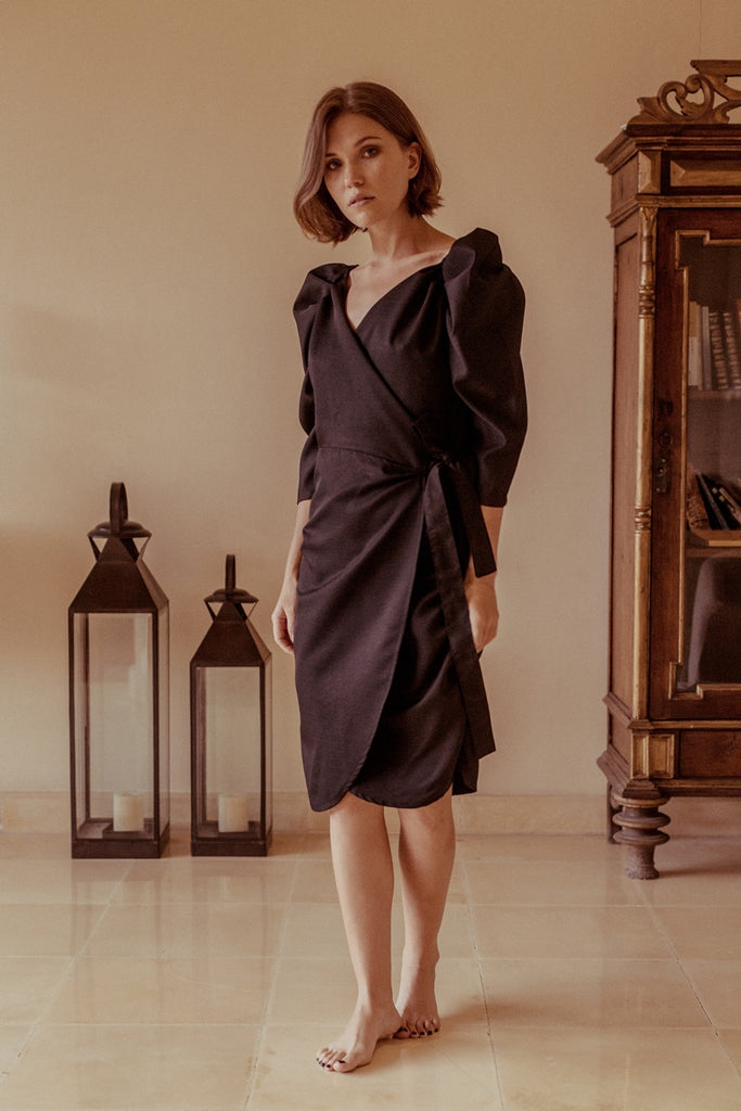 Iries Dress - Black