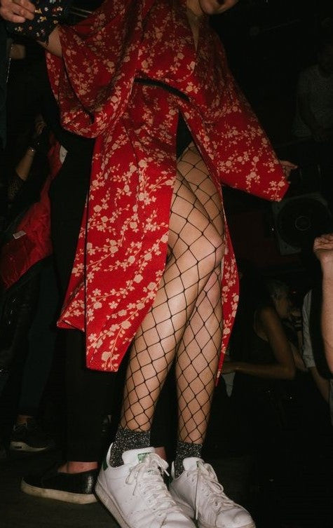 Fishnet tights - Large / Small Nets