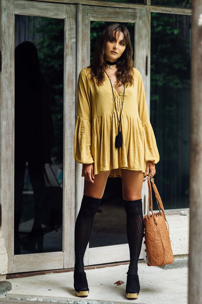 Tara Tunic - Honey
