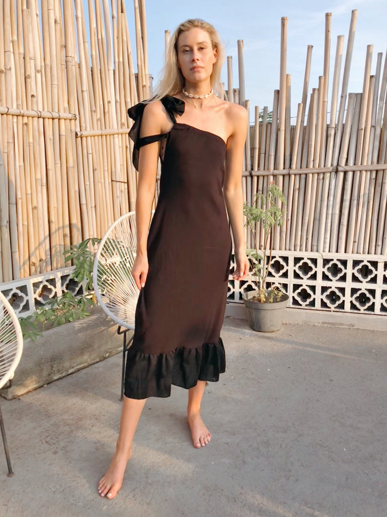 Philo Dress - Black