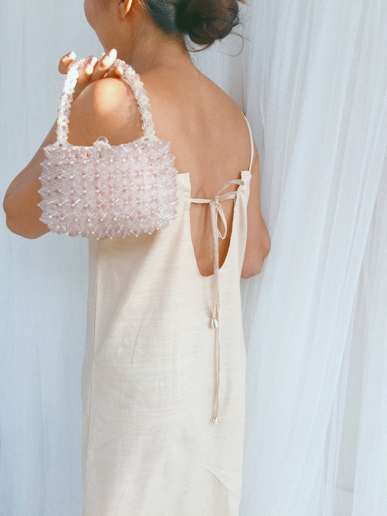 Crystal Beaded Bag