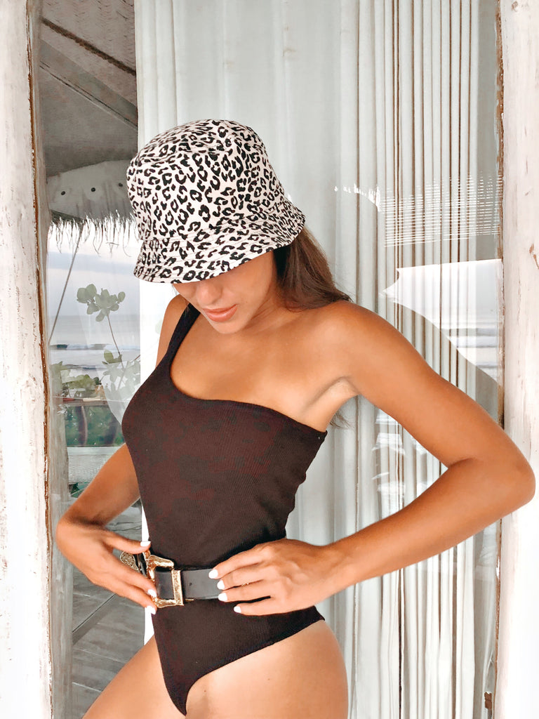 Leopard Bucket Hat