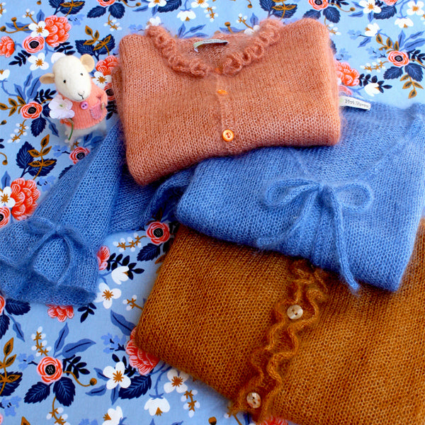 Hand-Knit Sweaters