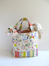 Load image into Gallery viewer, Quilted Tote Bag