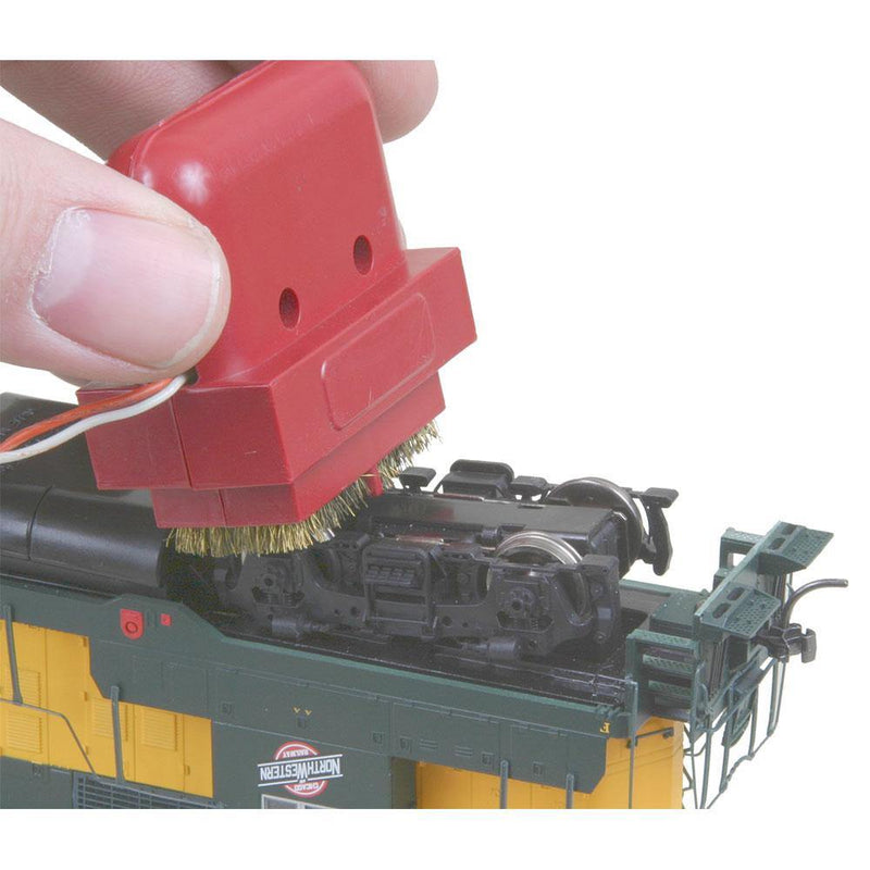 Kadee #236 Speedi Loco Driver Cleaner - HOn3 to O Scale - DC & DCC