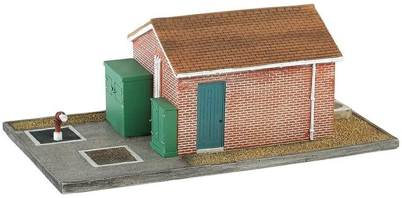 Pump Station | HO Scale - Squeaky's Trains & Things