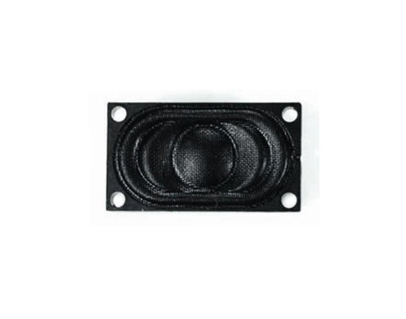 35 x 16mm Oval 8-ohm Speaker - Squeaky's Trains & Things