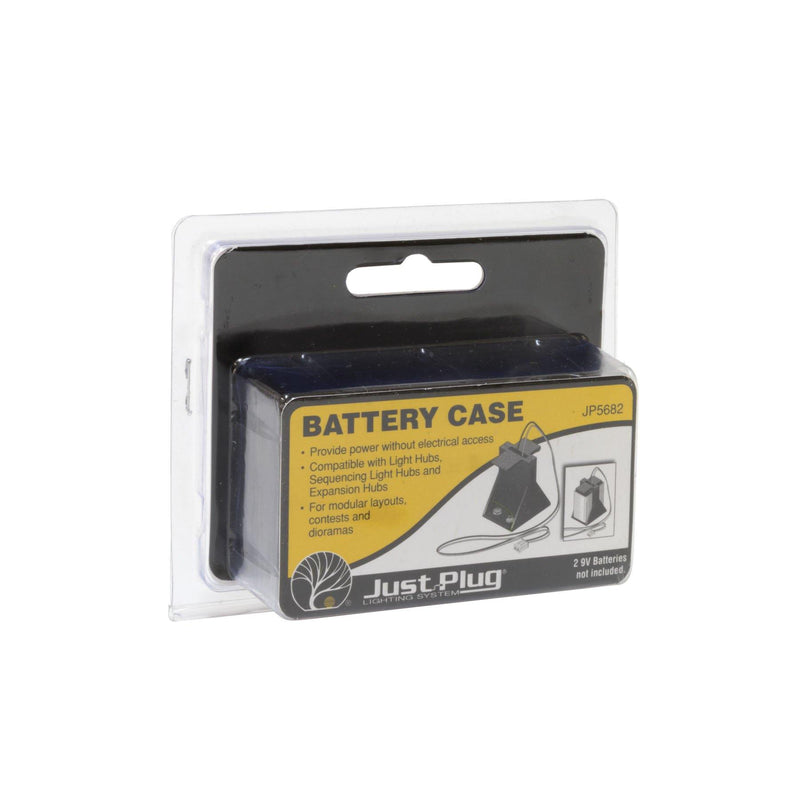 Woodland Scenics JP5682 - Battery Case.
