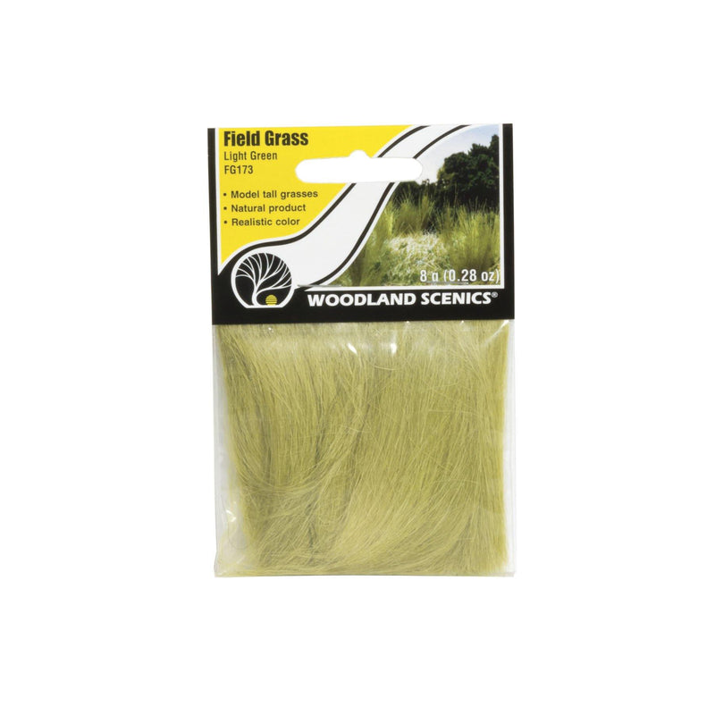 Woodland Scenics FG173 - Field Grass Light Green.