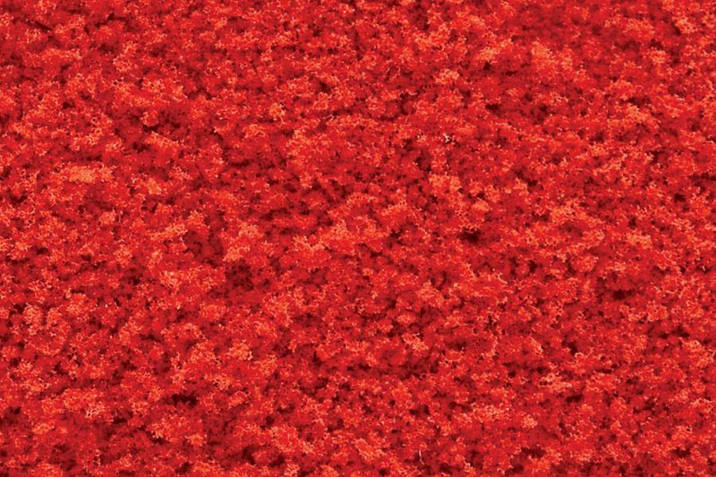 Woodland Scenics T1355 - Coarse Turf Fall Red Shaker.