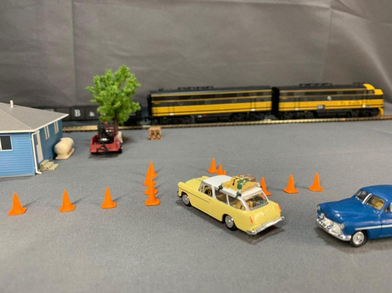 "36"" Construction Cones - Basic (10 Pack) 