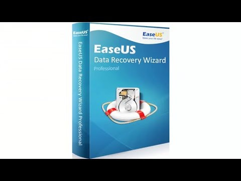 EaseUS Data Recovery 13.8 + Lifetime Upgrades