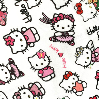 [Hello Kittty Fabric] - [Designer Spandex and More]