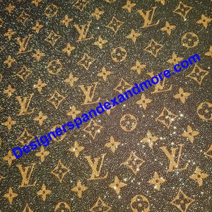 Louis Vuitton Inspired [Designer Spandex and More] Designer Inpired