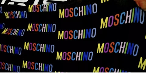 Moschino Designer Inspired Fabric [designer spandex and more]