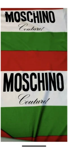 Moschino Designer fabric [designer spandex and more]