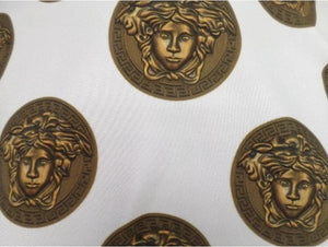 Versace designer inspired fabrics [designer spandex and more]
