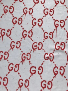 Gucci deisigner inspired fabric [designer spandex and more