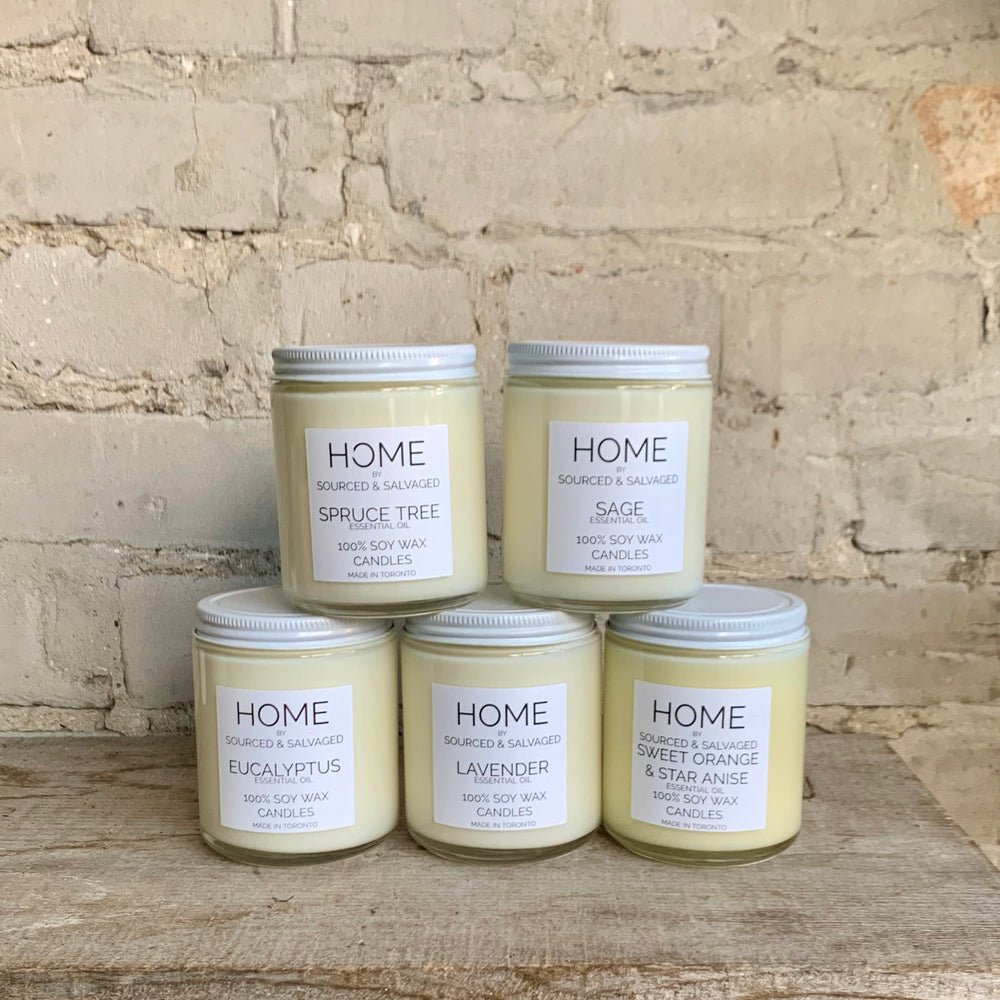 HOME by SOURCED&SALVAGED