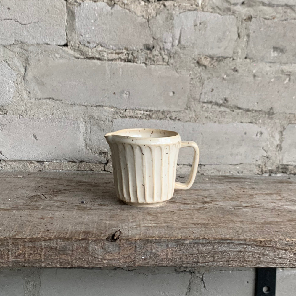 Load image into Gallery viewer, MIKA's handmade creamer pitcher