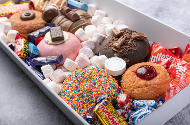 Corporate Doughnut Box for Delivery