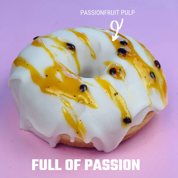 Passionfruit Doughnut Mothers Day