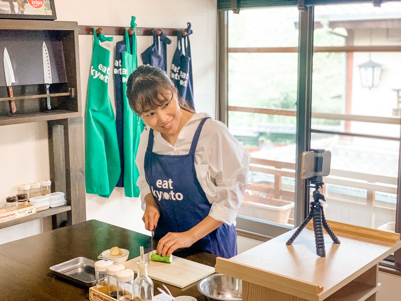Meet our Kyoto Chef, Aya!
