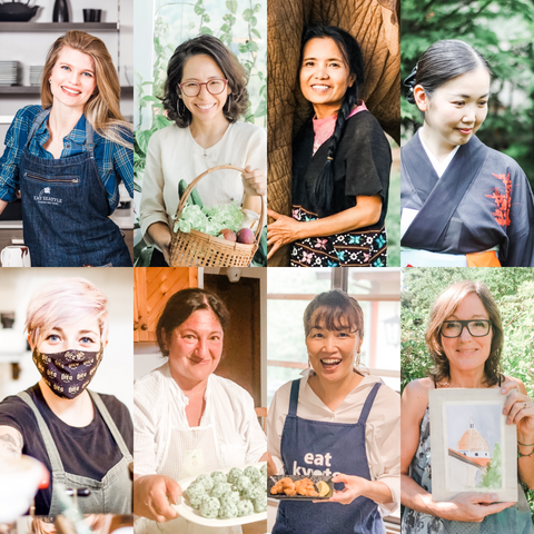TROVE woman chefs and artisans